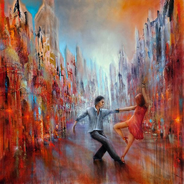 Just dance! von Annette Schmucker