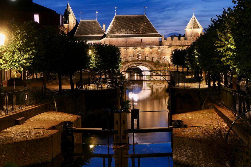 Porte de connexion Amersfoort Couleur sur AvD Photos
