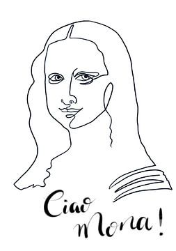 Ciao Mona! von christine b-b müller