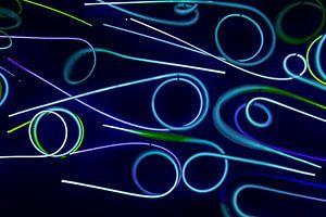 Neon Pipes II van