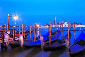 San Giorgio Maggiore, Venedig, Italien van