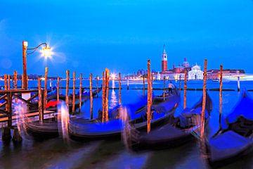 San Giorgio Maggiore, Venedig, Italien van Hans-Peter Merten