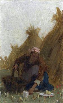 Geschichte des Weizens, Paul-Albert Baudouin, 1879