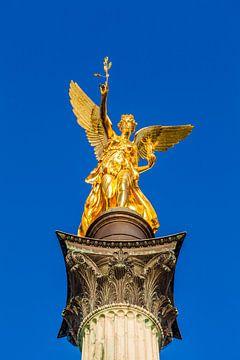 Friedensdenkmal in München von Werner Dieterich