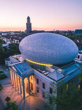 De Fundatie Zwolle van Thomas Bartelds