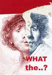 Rembrandt, personnalité divisée