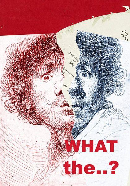 Rembrandt, personnalité divisée sur Affect Fotografie