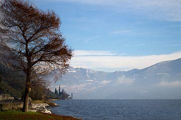 Lago d'iseo von Melien Suranno