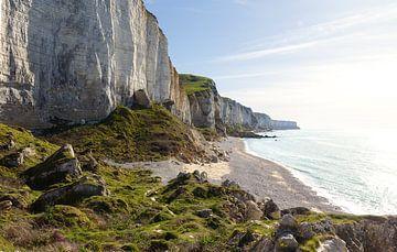 Die Klippen der Normandie von Nathan Marcusse