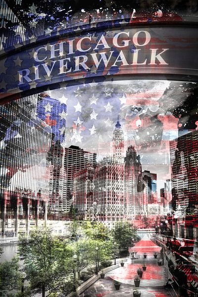 City-Art CHICAGO River Walk