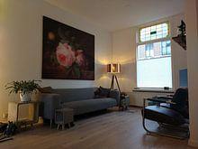 Kundenfoto: Koolroos, Cornelis van Spaendonck, als akustikbild