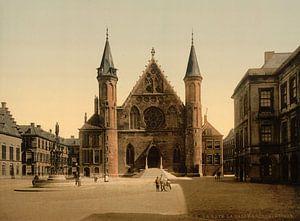 Ridderzaal, Binnenhof, Den Haag