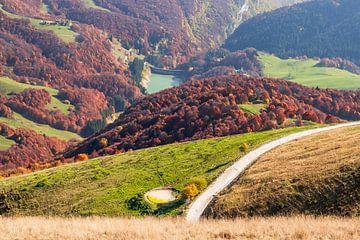 Uitzicht vanaf Monte Baldo van Severin Frank Fotografie
