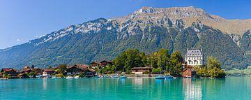 Panorama Iseltwald, Schweiz von Henk Meijer Photography