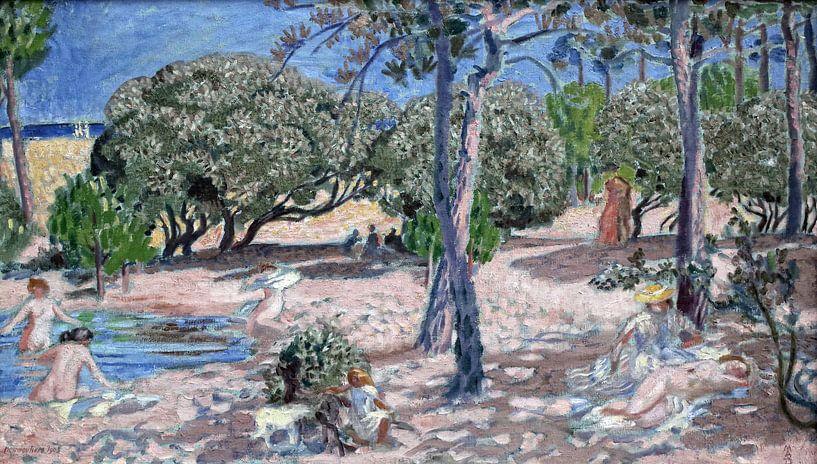 Maurice Denis. Sommer in Noirmoutier. 1903. München von Atelier Liesjes