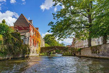 Boottocht in Brugge van Studio Rood