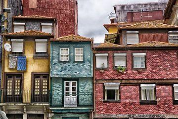façades à Porto sur Jo Beerens