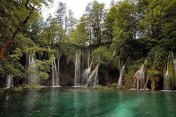 Plitvicer Seen Kroatiens