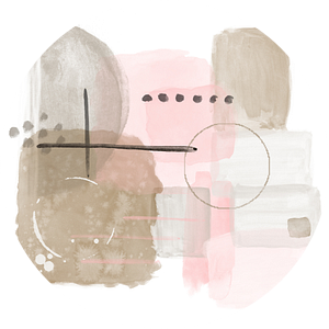 Abstract van Mirjam Duizendstra