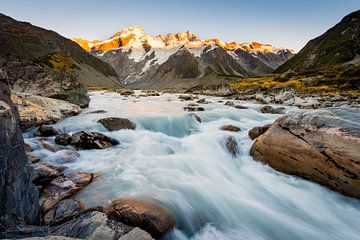 Mueller Glacier sur Laura Vink