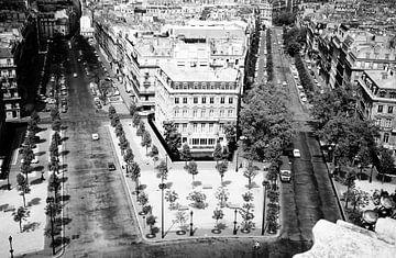 Paris 60er Jahre von Jaap Ros