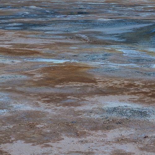 abstracte aarde van jowan iven