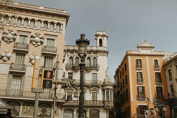 Barcelona von Alexandra Pfeifer