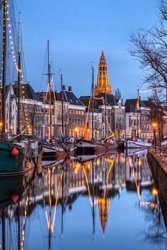 Hoge der A Groningen nuit sur Frenk Volt