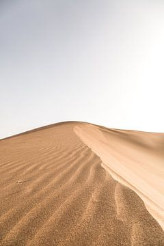 Zandduin Marokko van Jarno Dorst
