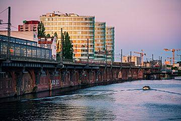Berlin – Jannowitz Bridge van