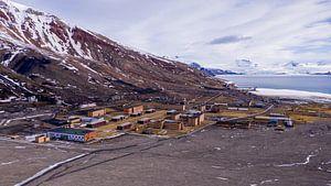 Pyramiden Spitsbergen van SkyLynx