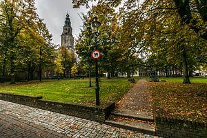 Groningen in de herfst