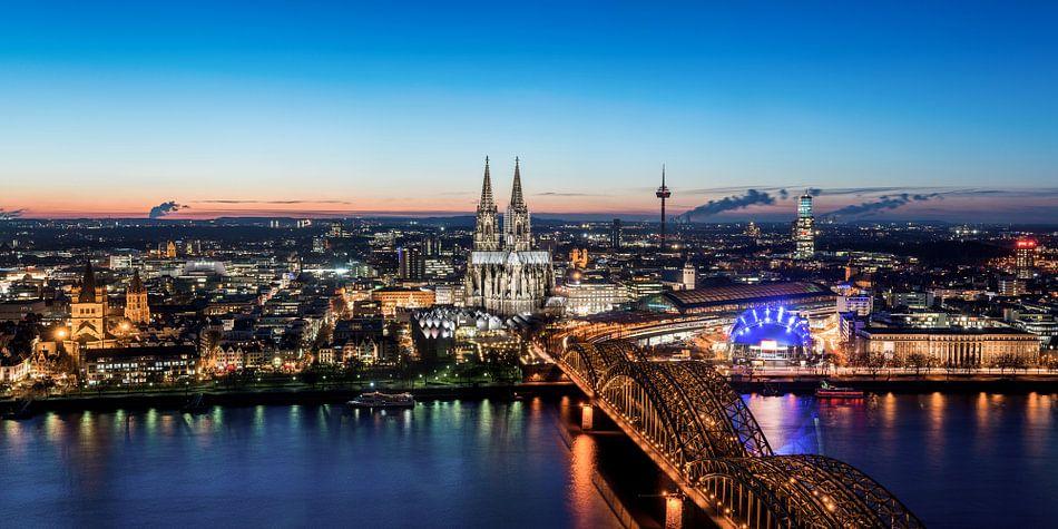 Köln Skyline