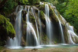 Waterval 'Cascade des Tufs' van