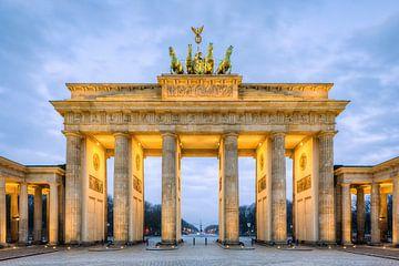 Brandenburger Tor in Berlin von Michael Valjak