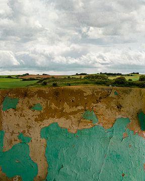 Abstrakte Landschaft von Hannie Kassenaar