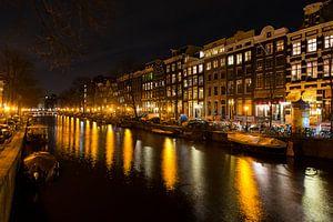 Nachtelijk Amsterdam - 3