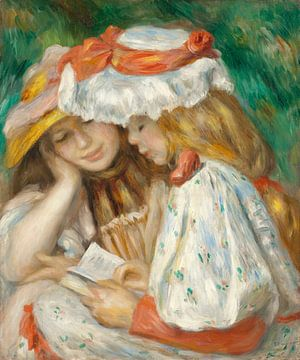 Zwei Schwestern (1881) - Pierre-Auguste Renoir