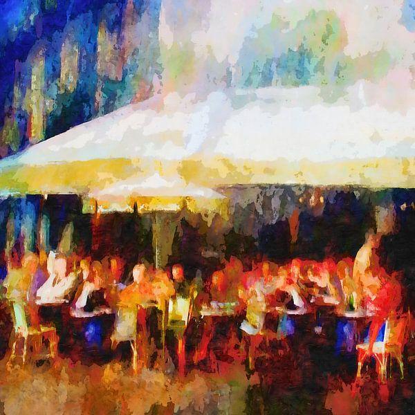 Het Café van Andreas Wemmje