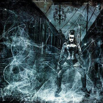 Lady in Black von Annette Hanl