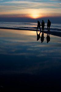 3 aan zee