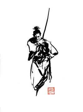 samurai sur philippe imbert