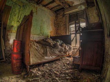 Bedtime... van Jan Plukkel