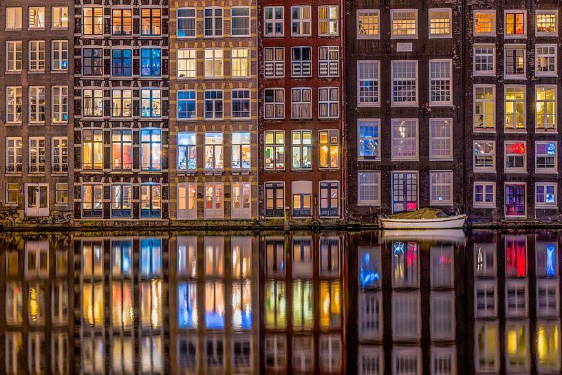 De Amsterdamse ramen van Peter Bijsterveld