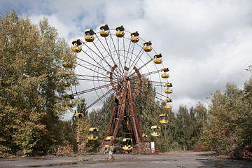 Het reuzenrad van Pripyat von Tim Vlielander