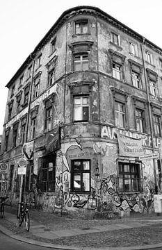Altes Berliner Scheunenviertel in Mitte von Silva Wischeropp
