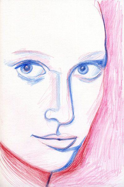Face Forward 060111 van Eva van den Hamsvoort