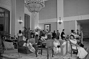 Hotellobby in San Francisco van