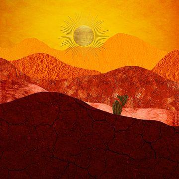 Die Wüste ist ein lebendiger Ort von Karin Schwarzgruber
