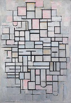 Piet Mondriaan. Composition No IV